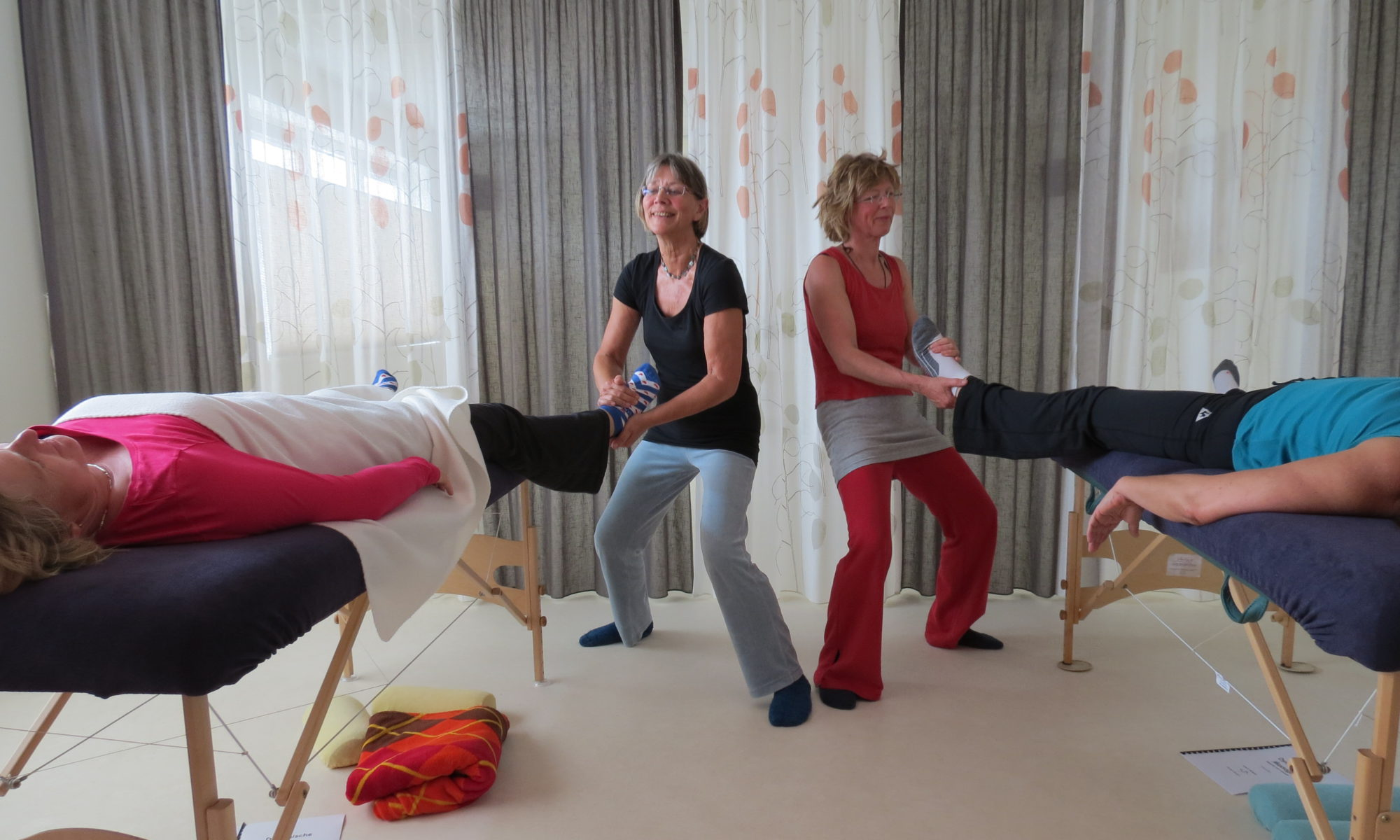 Rustpunt Massages